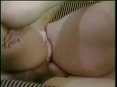 Long Haired Beauty Anal Fuck