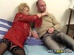 Mature Mother Banging