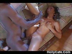 Black Dick and Black Pussy