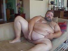 Super Chub Bear Jo And Dirty Talk - No Cum