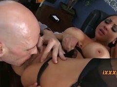 Hot Seductive Babe Having Sex