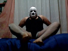 Gay masked love ballet