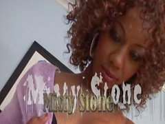 Misty Stone Vs. Rico Strong