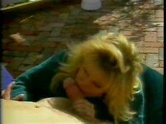 Liz Leighton - Infirmière Blonde Slutty