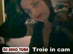 DJ SEXO TUBE troie in cam bitch on cam 2