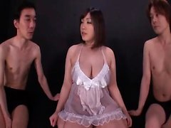 Asian has some big boobs Shock Wave