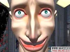 Аниме 3D Hentai Eden 3 Glenn_002