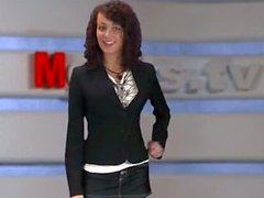 Chica Rusia Moscú televisión Dasha