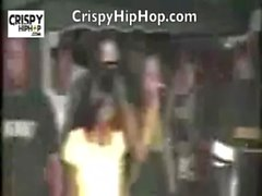 Guy Fucks A Girl In The Middle Of The Dance Floor At A Jamaican Party