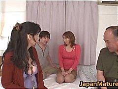 Anna Hoshi and Yuuko Sakurai hot part1