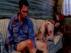Zombies goth emo Von Hinten die Verdichtung