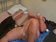 Fat Slut With Perfect Pussy in Chocolate Sauce