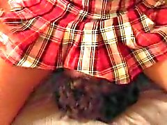 trapped under her skirt pt2