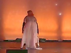 Burlesque Vaudeville Dance by Yankee-American Blonde