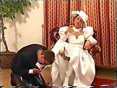 Sekt Brautkleid