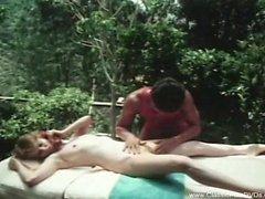 Classic Porn Sexy Massage Fun
