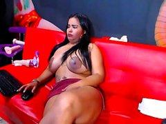 Big boobs latin teen