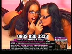 Secretary Toya In Glasses On Babestation With Megan #8