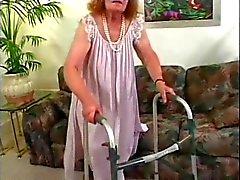 Grumpy Old Granny Get Fucked 3 gånger