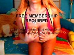 Taylor Stevens iFriends Webcam Afficher