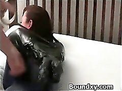 latex Fetish Slut Humiliated Savagely
