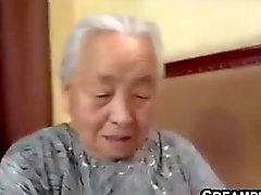 Japonlar Nine Varlık sikiş