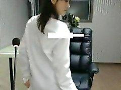 Hot coreano Cam - Kim Sawa [ Pt 1 de 4]