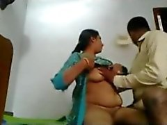 Desi Couple at Home