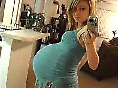 Hot Teen Pregnant GFs!