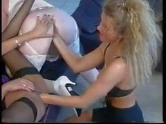 German matures fisting orgy