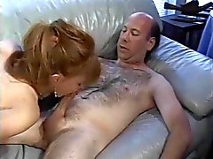 Papa - Older women fuck older hairy guy