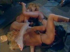 Heather Lee Lesbian Orgy