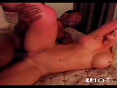 Lady Victoria is a hot milf with gigantic breasts and a