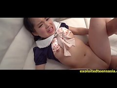 Petite Jav Teen Gets Creampie On The Couch Very Cute Girl In Her Outfit