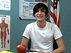 Gay teen porn model skater full length Aidan Chase has an in
