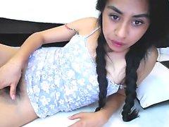 Indian amateurs webcam sex tape