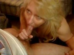 Queenmilf Shoots A load on Her Face 2015