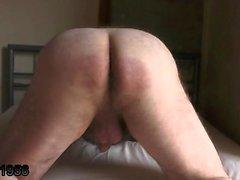 Egzersiz spanked