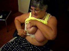 granny footjob 1