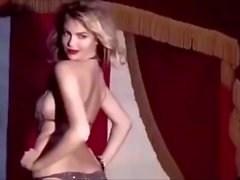 Kate Upton Jerk Off Challenge