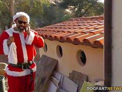 Bad Santa Shane Diesel fucks de Tanner Mayes