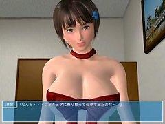 Figutsu - Crazy 3D di filmati di Quadri anime xxx