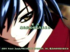 Manyuu Hikenchou Episode 3