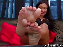 My soft soles and pink toes need constant pampering