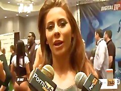 PornhubTV Madison Ivy Interview at 2014 AVN Awards