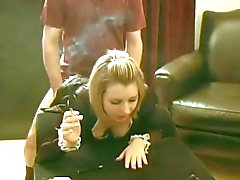 Lexi Smoke While Doggy