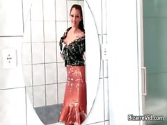 Perfect brunette honey Aria Giovanni part2
