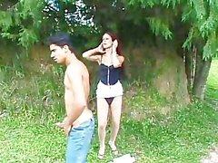 TGirl Hotties - Scene 4 - Pandemonium