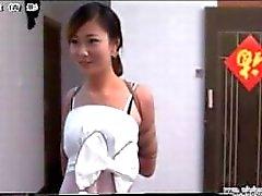 Китаянка в оковах