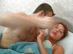 Priscilla Russian fucked in bed